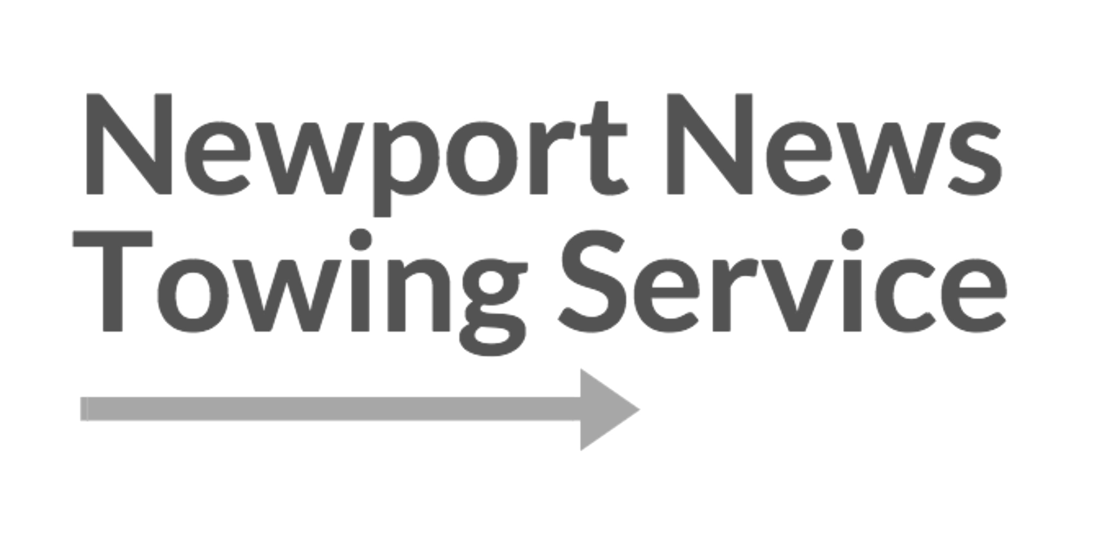 newport news towing service logo